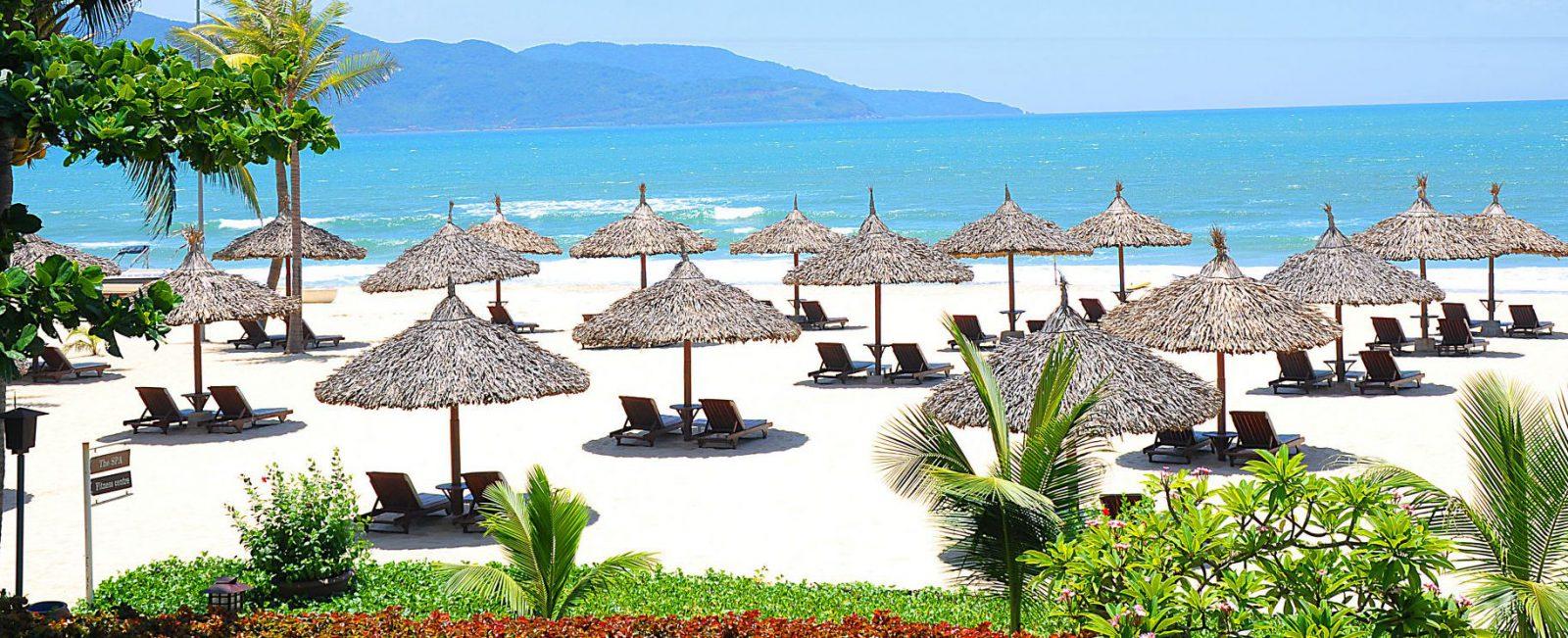 Mỹ Khê (Đà Nẵng) đại thắng bình chọn Bãi biển đẹp nhất Việt Nam 2017
